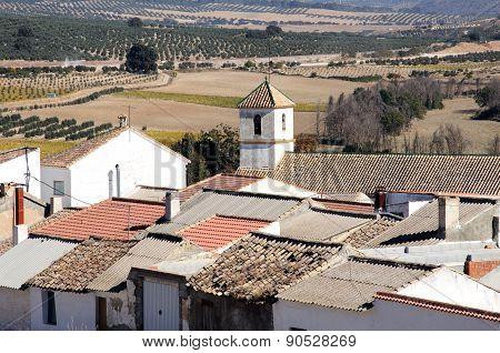 White village, Brancana.
