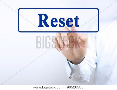 Press Reset Button