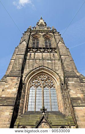 St Marys Heritage Church, Lichfield.
