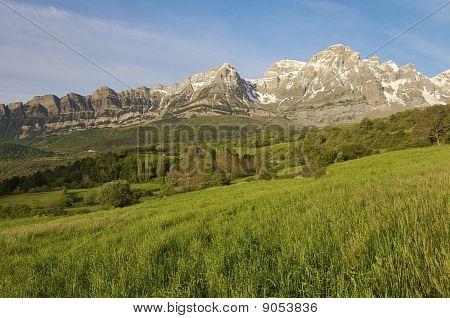 Pyrenean Dawn