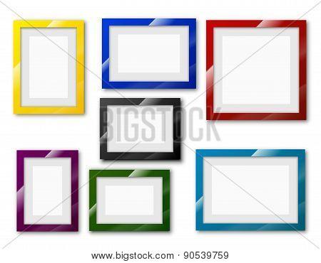 Frames set