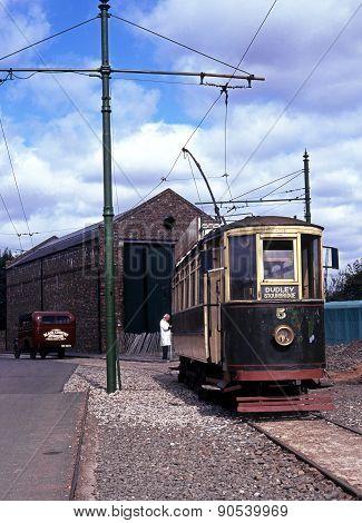 Victorian Tram, Dudley.