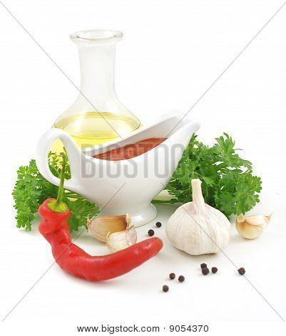 Sauce Ingredients