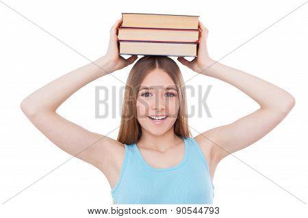 Smart Schoolgirl.