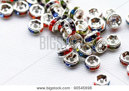 Colorful Crystal Beads For Bracelets Jewellery