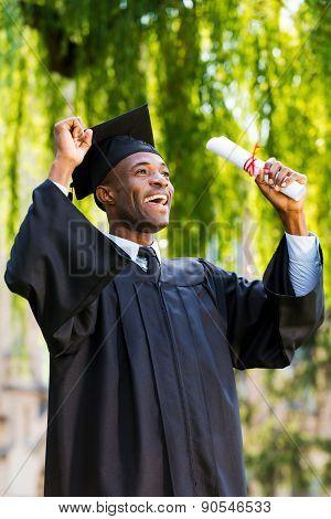 Finally Graduated!