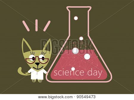 Science Day, day chemist