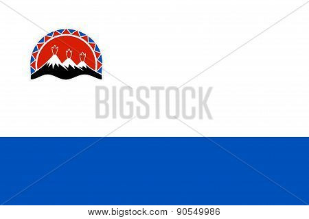 Kamchatka Flag