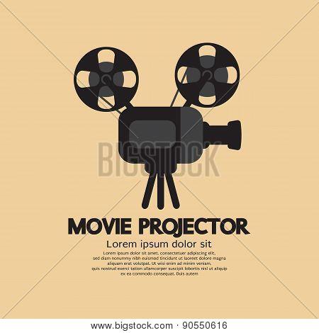 Movie Projector.
