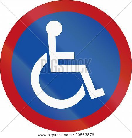 Disabled Parking In Botswana