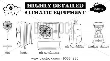 climatic equipment  lines