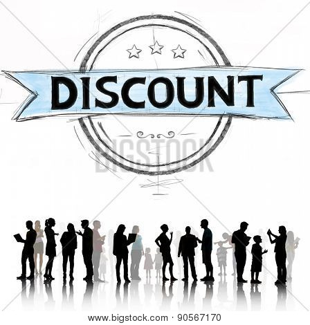 Discount Final Price Low Cheap Cost Concept