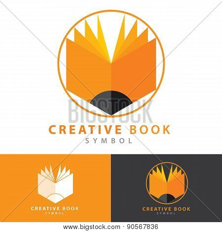 Creative Book Icon