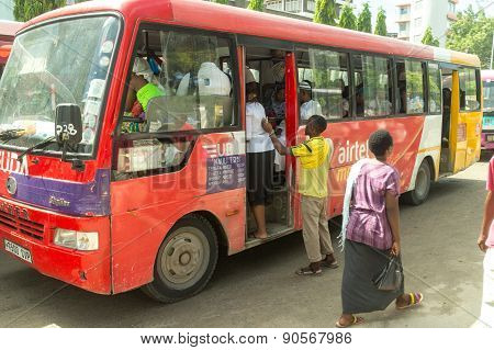 Local Buses Of Dar Es Salaam