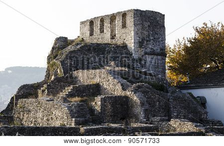 Greek Castle Barracks
