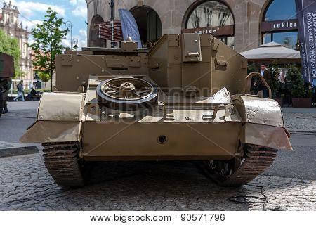 Universal Carrier T16, Bren Gun
