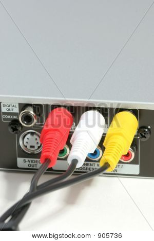 Input Plugs With Cables