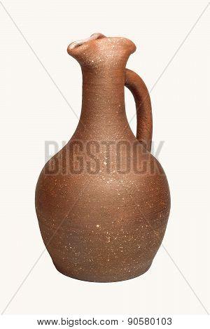 Ceramic Vine Pitcher