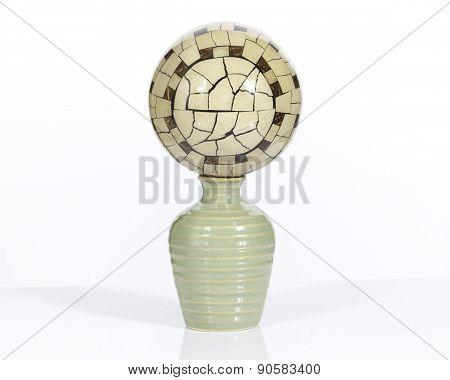 Wood ball