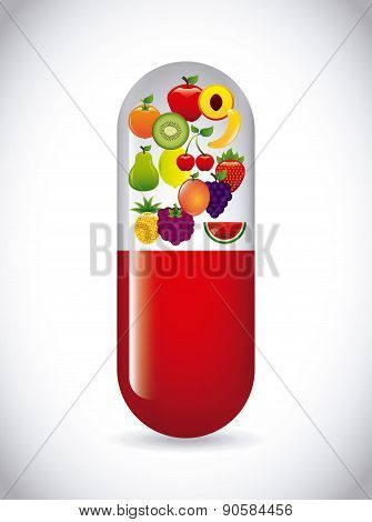 capsule vitamin