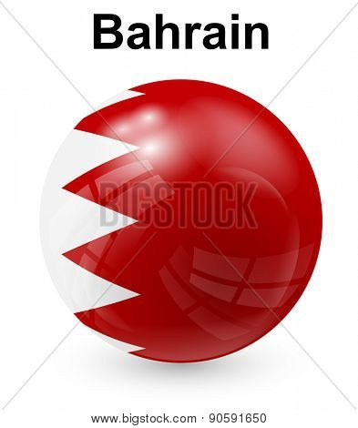 bahrain official state flag