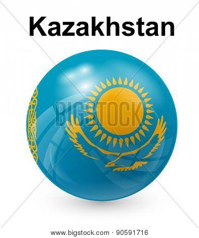 kazakhstan official state flag