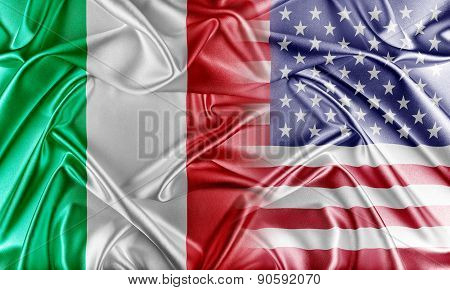USA and Italy.