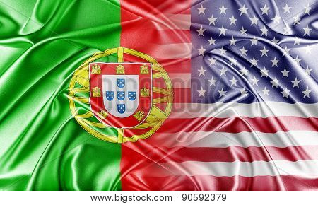 USA and Portugal.