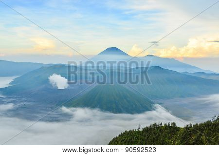 Bromo Mountain, Java, Indonesia