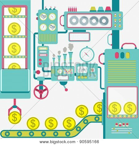 Industry Of Money