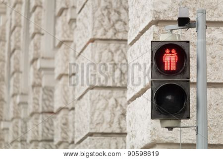 Traffic Light Vienna For More Tolerance