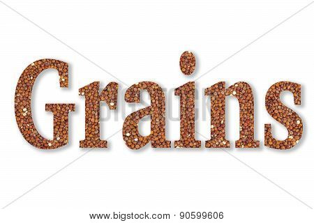 Text Grains