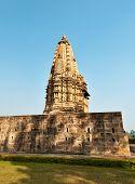 picture of khajuraho  - Javari Temple - JPG