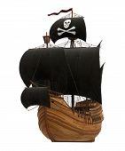 foto of pirate ship  - Pirate Ship - JPG