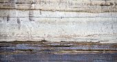 picture of tripe  - stratigraphic close up material natural cracked texture - JPG
