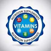 image of b12  - nutrition supplements design - JPG