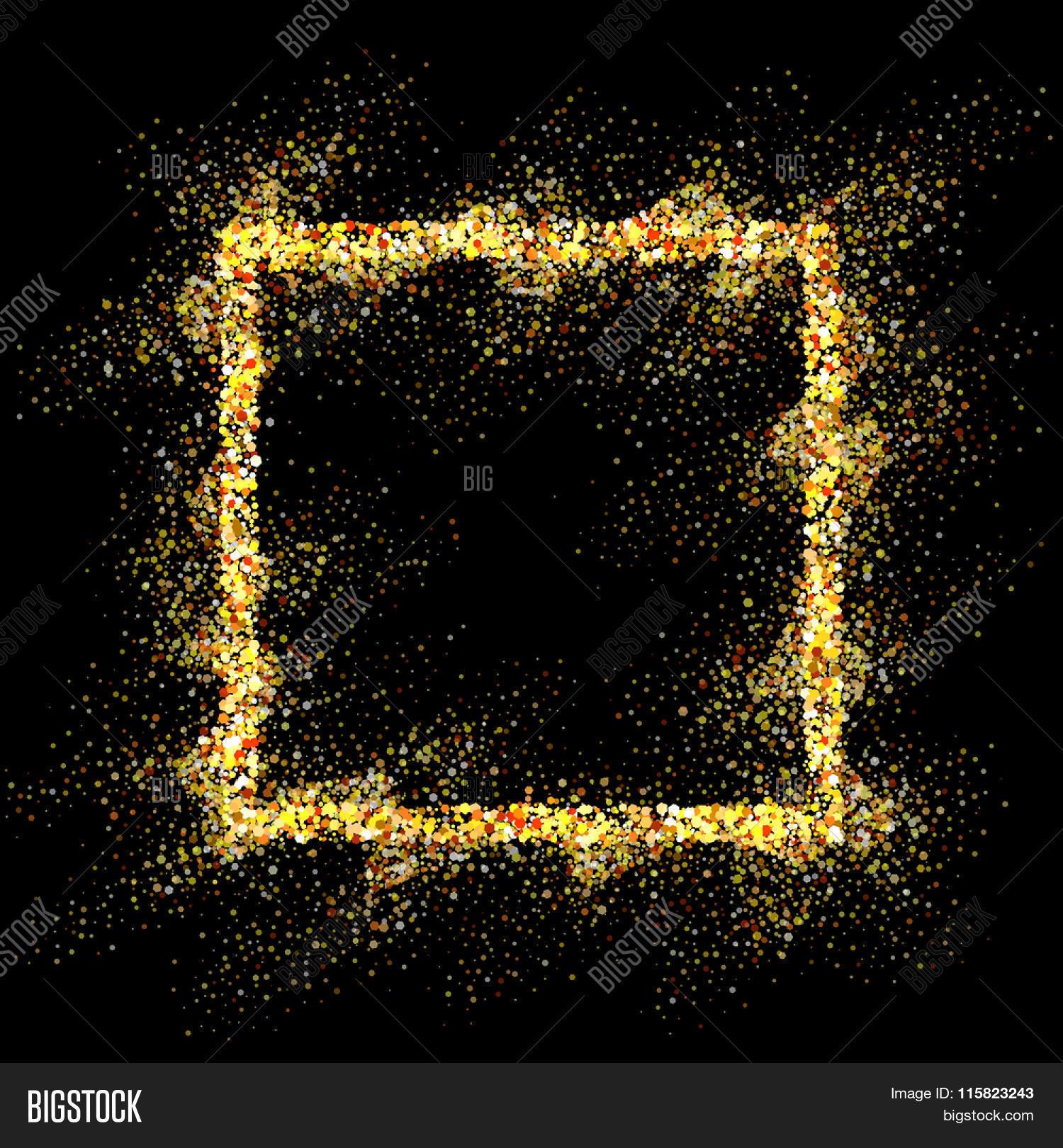 gold and black glitter background wwwimgkidcom the