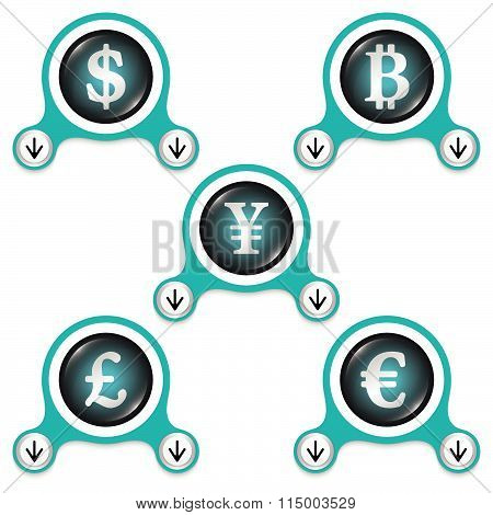 Currencies Symbols
