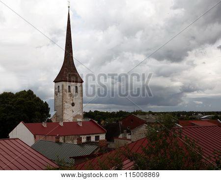 Rakvere. Estonia.