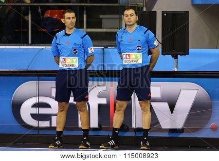 Handball Referees