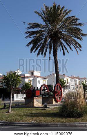 Salobrenya. Andalusia. Spain.