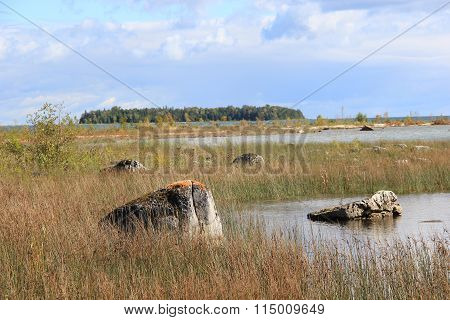 Shoreline of Lake Huron