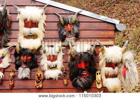 Masks Of Devil
