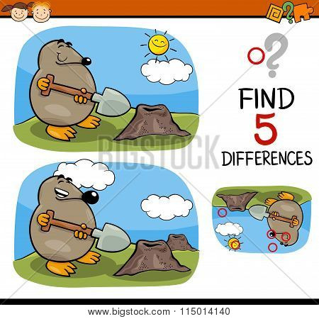 Find Differences Task