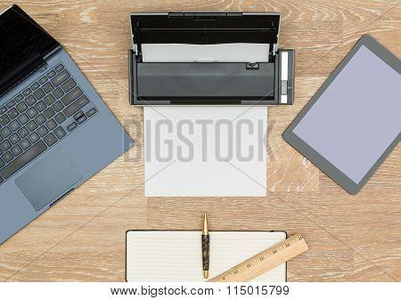 Hero Header Image Of Tidy Desktop