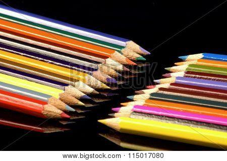 Reflective Pencils
