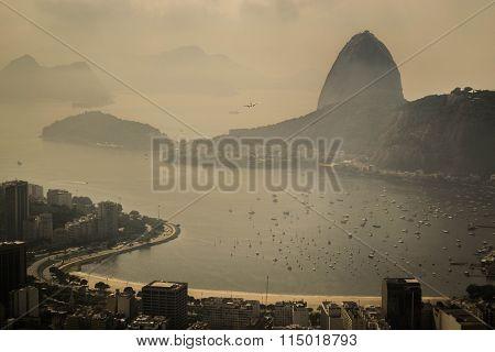 Pan de Azúcar, Brazil