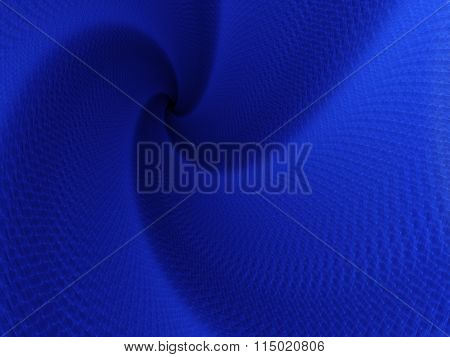 Abstract digitally generated dark blue background