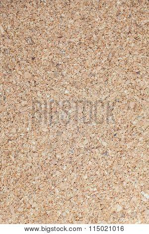 Cork Board Background Texture.