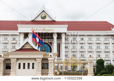 Laos Government Building